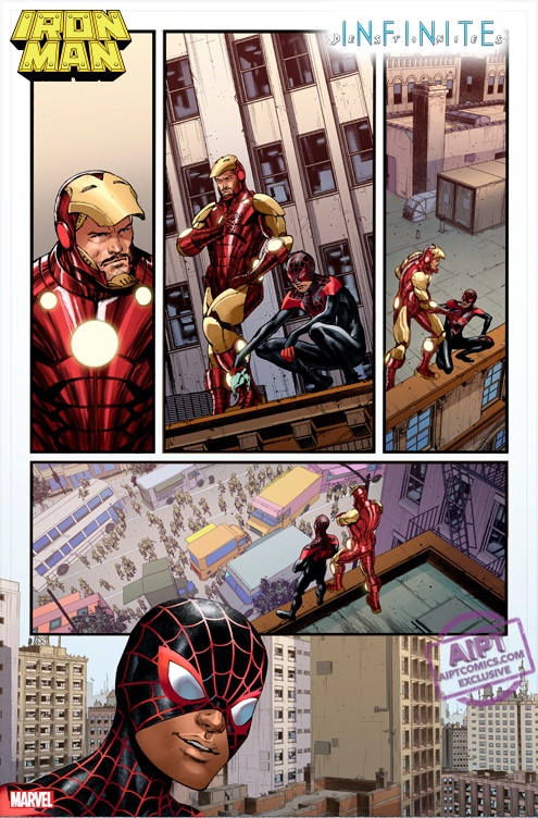 Iron Man Annual #1, anteprima 02