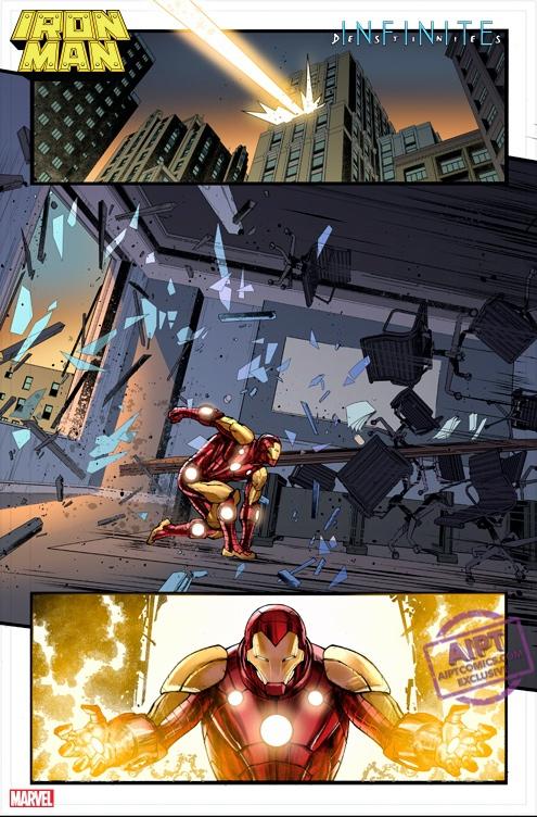 Iron Man Annual #1, anteprima 03