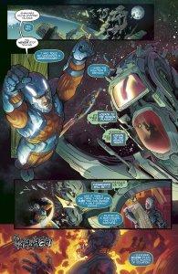 X-O Manowar #1, anteprima 01