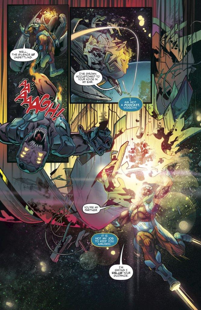 X-O Manowar #1, anteprima 02