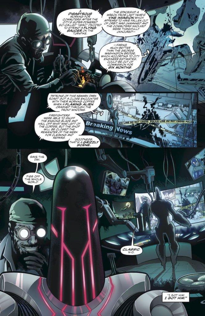 X-O Manowar #1, anteprima 04