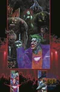 Batman: Reptilian #1, anteprima 05