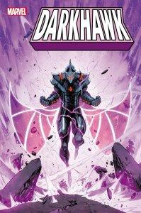 Darkhawk #1, copertina di Iban Coello