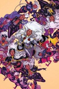 S.W.O.R.D. #8, variant cover di Russell Dauterman