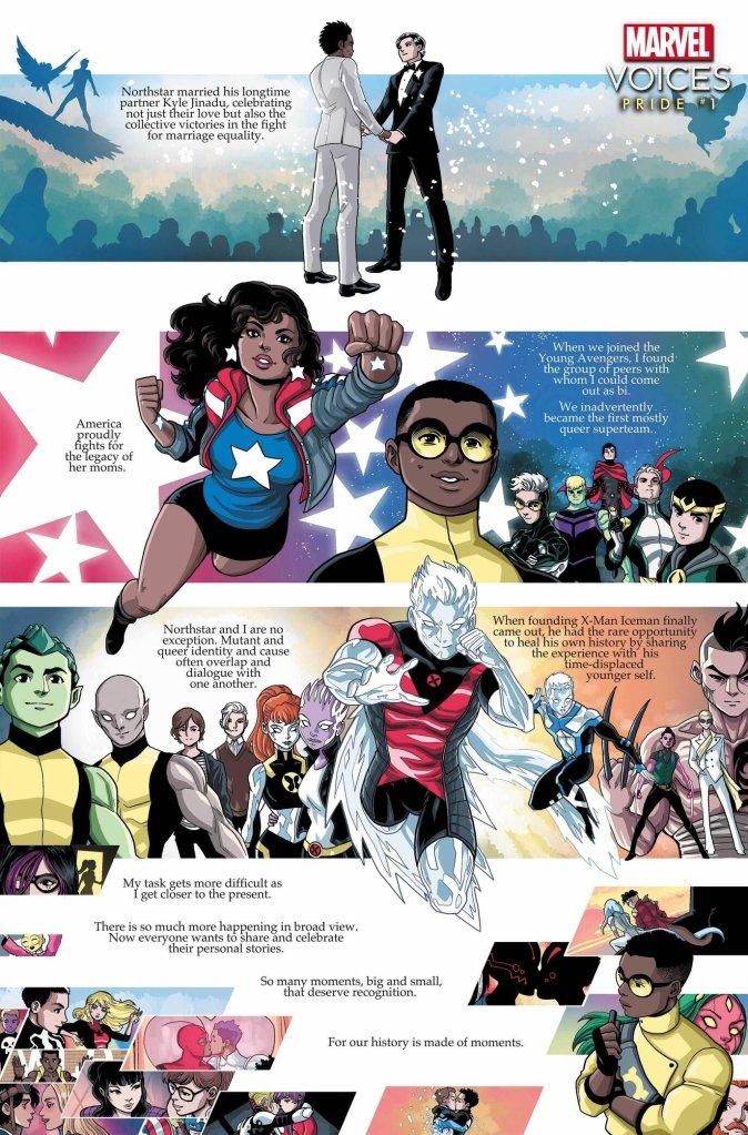 Marvel's Voices: Pride, anteprima 02