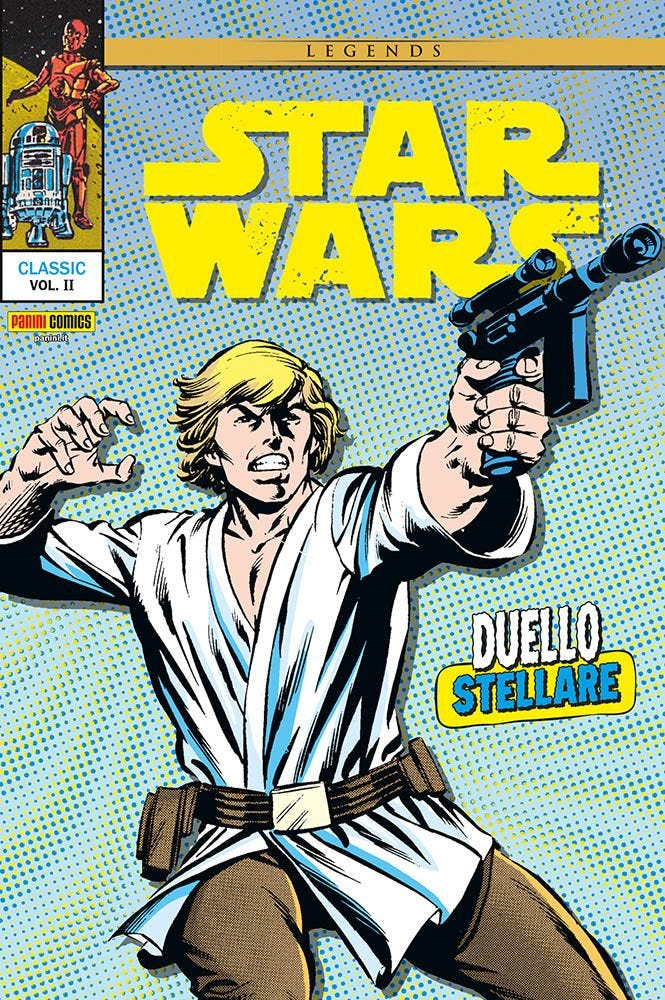 Star Wars Classic vol. 2, copertina