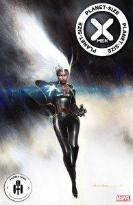 Planet-Size X-Men #1, variant cover di Olivier Coipel