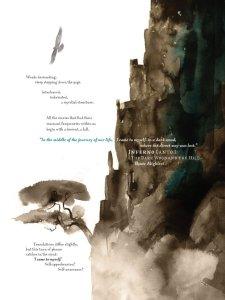 Raptor: A Sokol Graphic Novel, anteprima 01