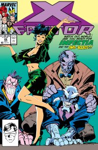 X-Factor #29, copertina