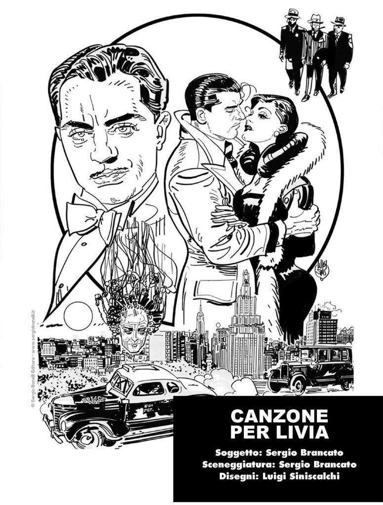 Il Commissario Ricciardi Magazine 2021, anteprima 01