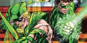 Freccia Verde e Lanterna Verde