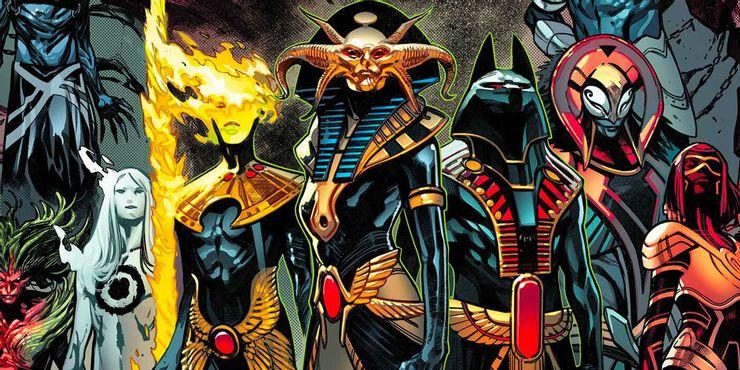 X-Men Arakko