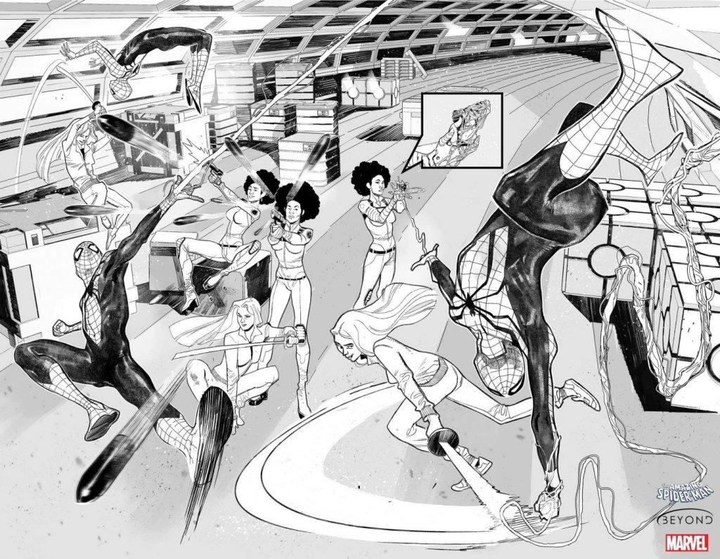 Amazing Spider-Man #75, anteprima 02