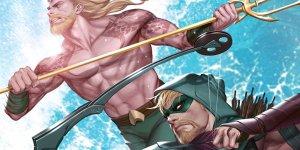 Aquaman e Freccia Verde