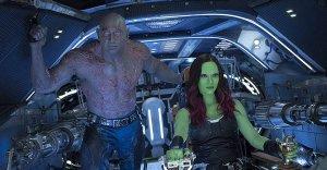 Drax Gamora