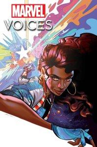 Marvel's Voices: Comunidades #1, variant cover di Mateus Manhanini
