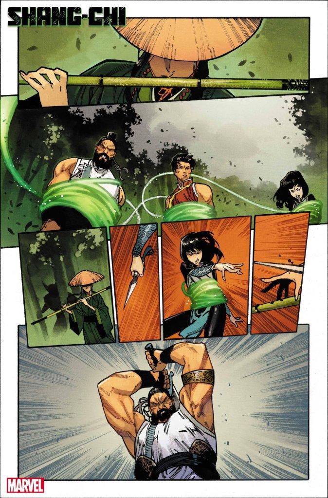 Shang-Chi #3, anteprima 02