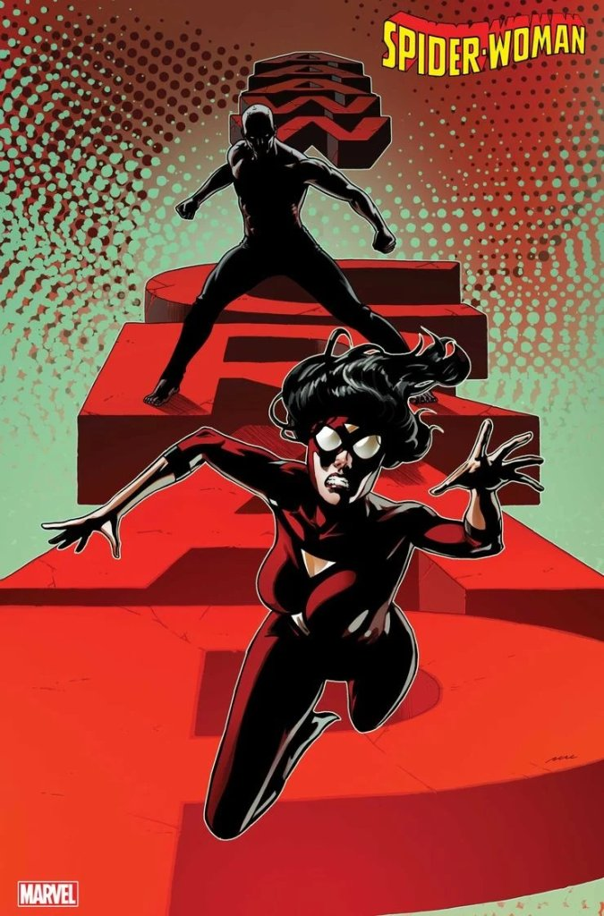 Spider-Woman #14, variant cover