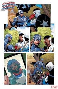 The United States of Captain America #2, anteprima 01