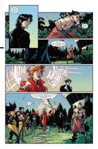 Trial of Magneto #1, anteprima 01