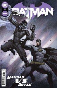 Batman #119, copertina di Jorge Molina