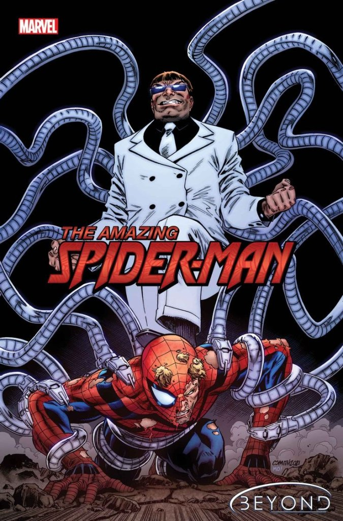 Amazing Spider-Man 84, variant cover di Cory Smith