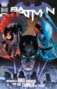 Batman #105, copertina di Jorge Jimenez