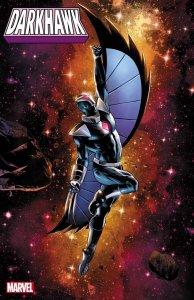 Darkhawk #1, variant cover di Mike Deodato Jr.