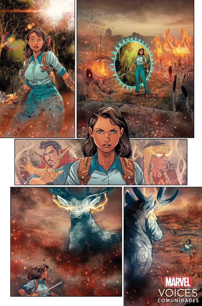 Marvel's Voices: Comunidades #1, anteprima 6