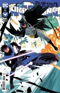 Nightwing #84, copertina di Bruno Redondo