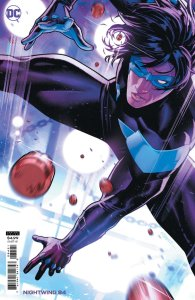 Nightwing #84, variant cover di Jamal Campbell