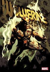 Wolverine #18, copertina di Adam Kubert
