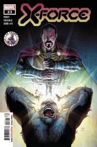 X-Force #23, copertina di Joshua Cassara