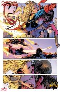 Captain Marvel #33, anteprima 01