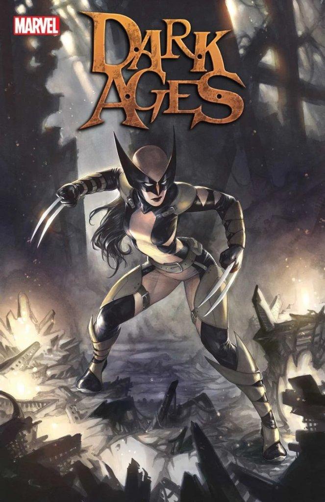 Dark Ages #2, variant cover di Meghan Hetrick