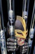 Black Knight #3, copertina di Julian Totino Tedesco