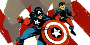 Captain America White #0 ico