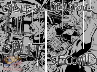 Deadpool & Cable #2, anteprima 1