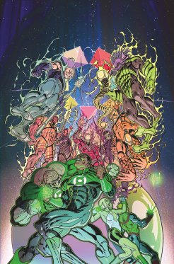 Green Lantern - The Lost Army #6