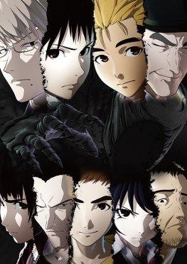 Il cast di personaggi della serie TV
