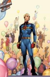 Miracleman by Gaiman & Buckingham #6, variant cover di Olivier Coipel