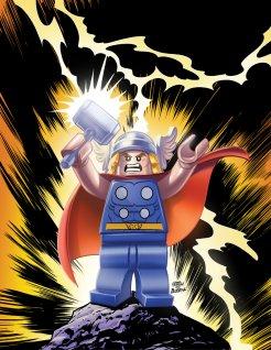 Marvel Lego 14
