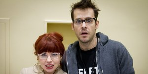 Matt Fraction e Kelly Sue DeConnick