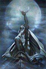 Moon Knight #1, variant cover di Adi Granov