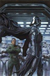Darth Vader #2, copertina di Adi Granov