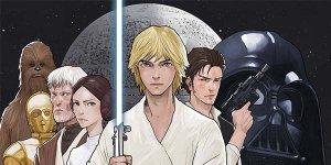 Star Wars Webtoon