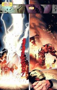 Thor umilia Iron Man