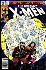 Uncanny X-Men #141 (1980) by John Byrne