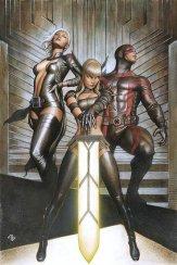 Uncanny X-Men #20, variant cover di Adi Granov