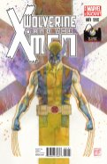 Wolverine and the X-Men #1 variant cover by David Mack